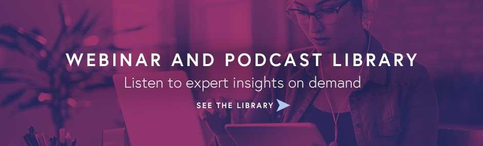 webinar-podcast-library