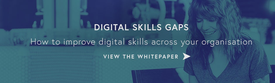 digital skills gap CTA