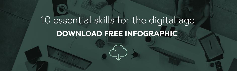 10 essential skills for the digital age