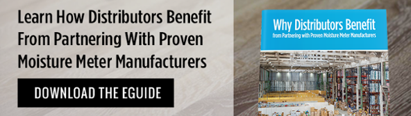 Why Distributors Benefit from Partnering with Proven Moisture Meter Manufacturers