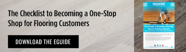 Becoming a One Stop Shop for Flooring Customers