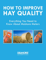 Download the eBook, How to Improve Hay Quality