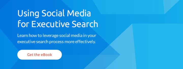 Social Media Executive Search