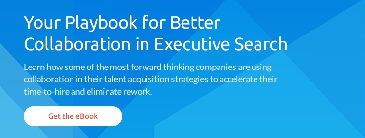 Collaboration Executive Search ebook
