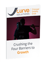 Crushing the four barriers to growth guide
