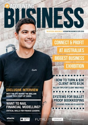 Get the Accounting Business Magazine