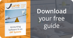 Download your free guide - Accounting Software vs an ERP System