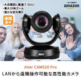 [Amazonで見る]AVerCAM 520 Pro Basic