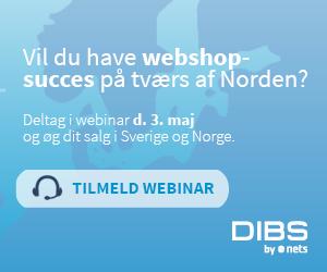 Tilmelding webinar om webshops i Norden