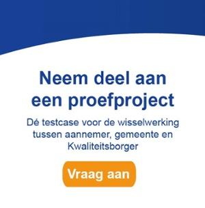 Vraag een proefproject aan