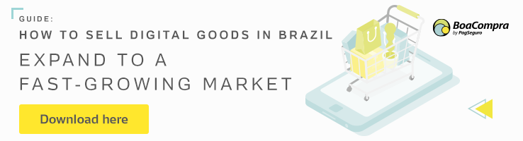 Guide: How to Sell Digital Goods in Brazil
