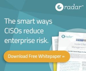 How CISOs Reduce Enterprise Risk - Whitepaper