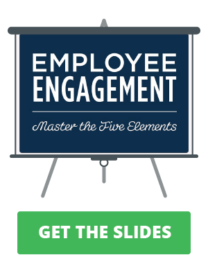 elements of employee engagement