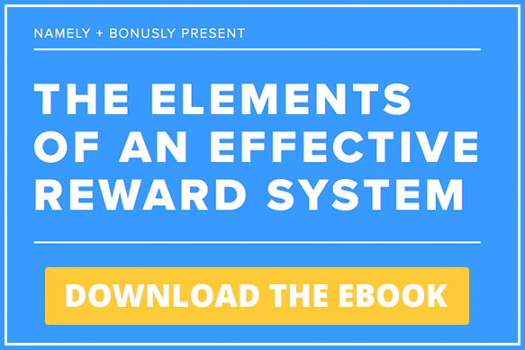 The Elements of an Effective Reward System