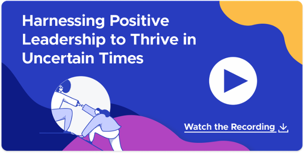 Positive Leadership Bonusly virtual event recording