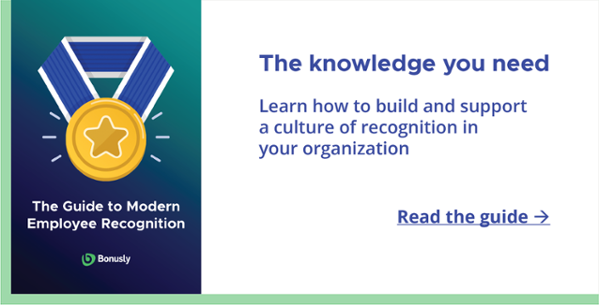 Get The Guide to Modern Employee Recognition