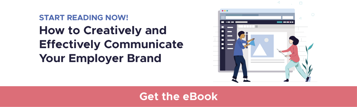 Get the employer brand eBook