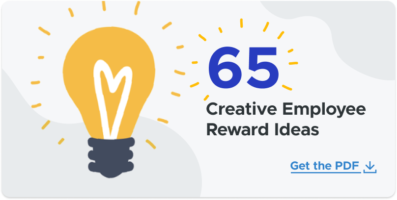 Employee Reward Ideas
