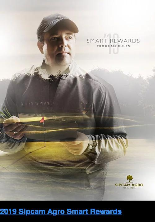 2019 Sipcam Agro Smart Rewards