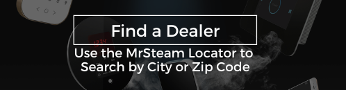 Find a Mr.Steam Dealer near you