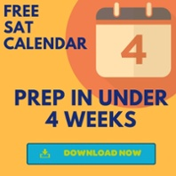 4 week sat prep calendar download