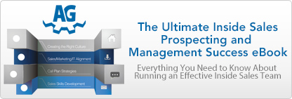 The Ultimate Inside Sales Prospecting and Management Success eBook