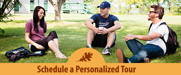Schedule a personalized tour