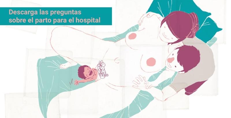 Preguntas parto humanizado para hospital