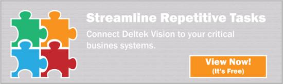 Deltek Vision Integrations
