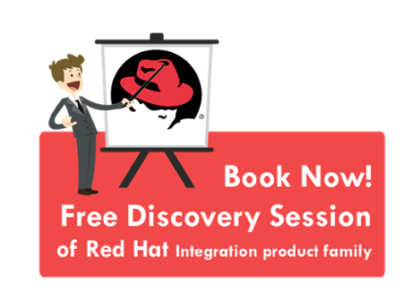 Free Discover Session of Red Hat Integration Product Family