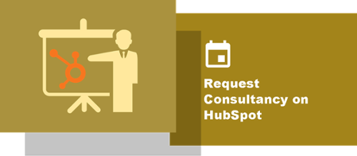 Request Consultancy on HubSpot