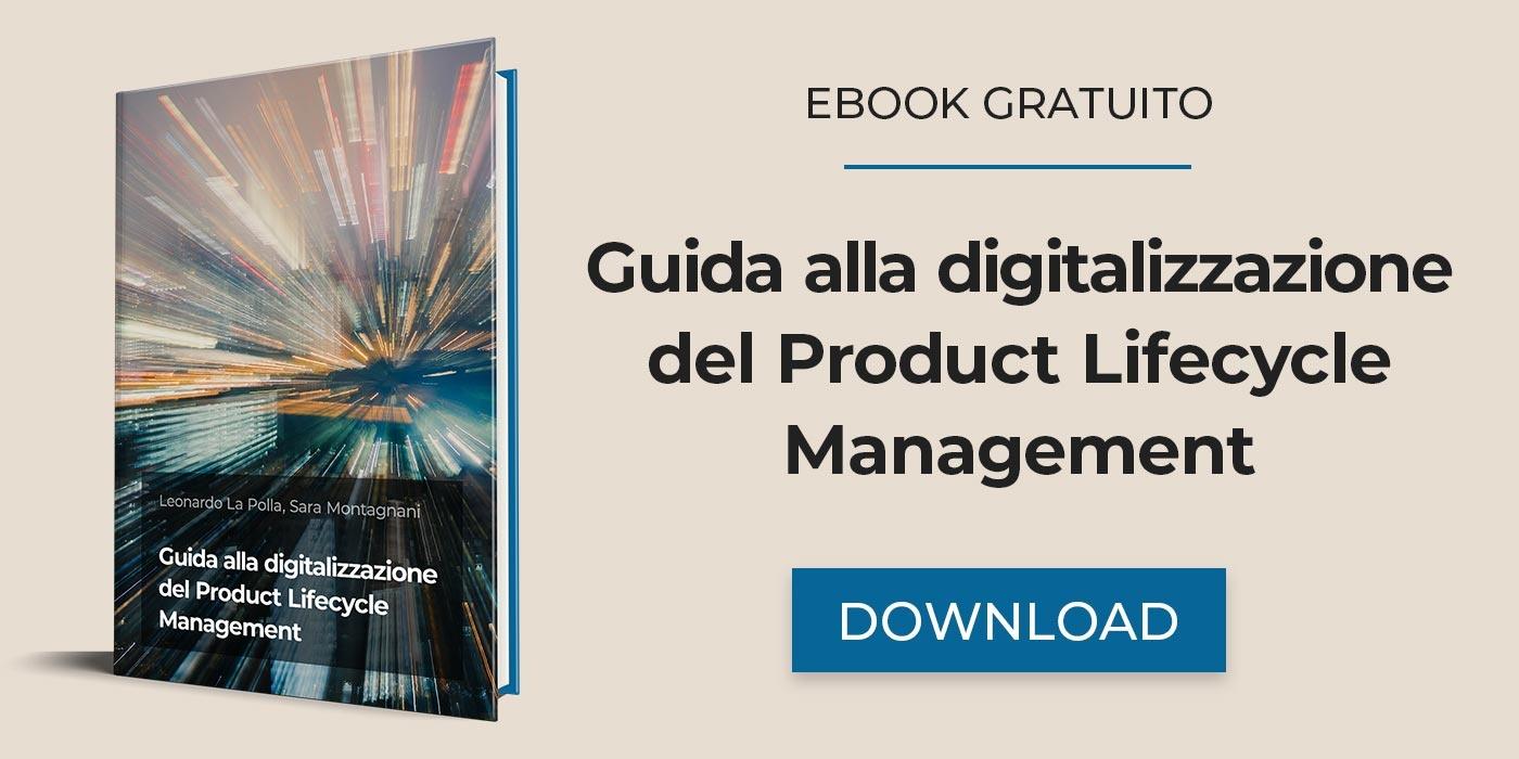 cta- Guida alla digitalizzazione del Product Lifecycle Management