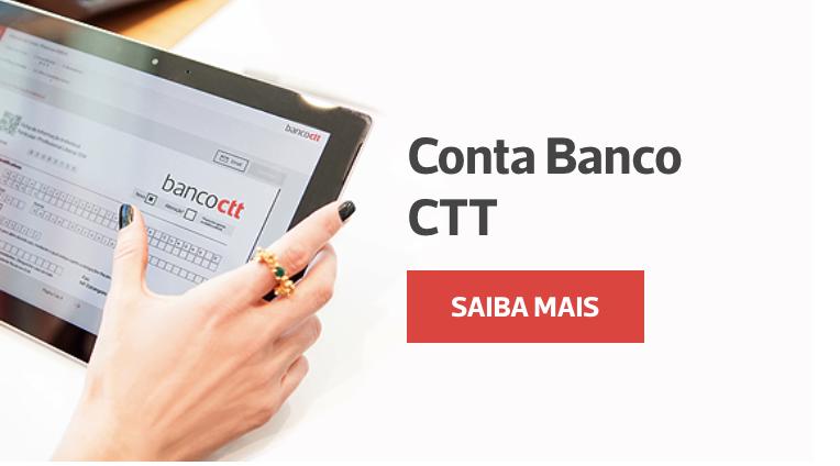 Conta Banco CTT