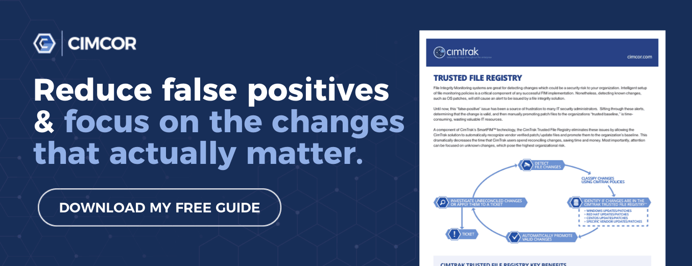 Reduce false positives & focus on the changes that actually matter.