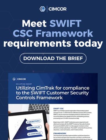 SWIFT Solution Brief