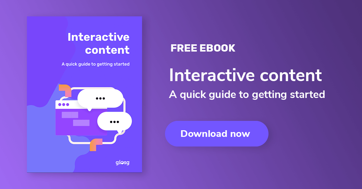 Download Free eBook about Interactive Content