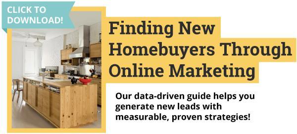 homebuilder marketing