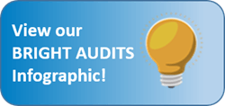 Bright Audits Infographic