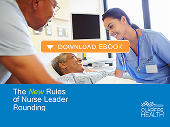 New Rules of Nurse Leader Rounding eBook