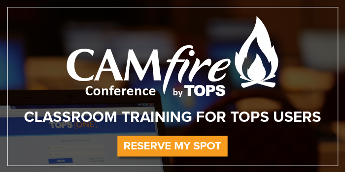 CAMfire: Classroom Training for TOPS Users