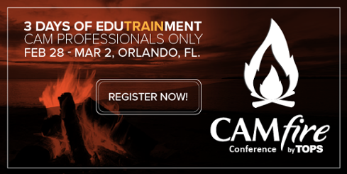 CAMfire: 3 Days of EduTRAINment