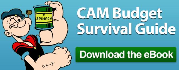 Free eBook   CAM Budget Survival Guide