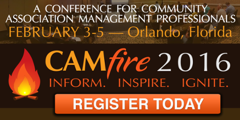 Register for CAMfire 2016