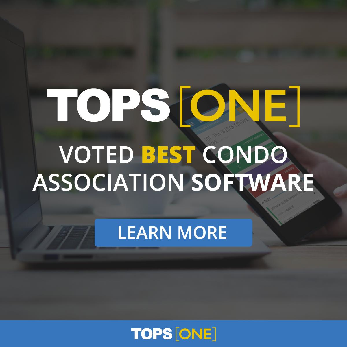 Best Condo Association Software