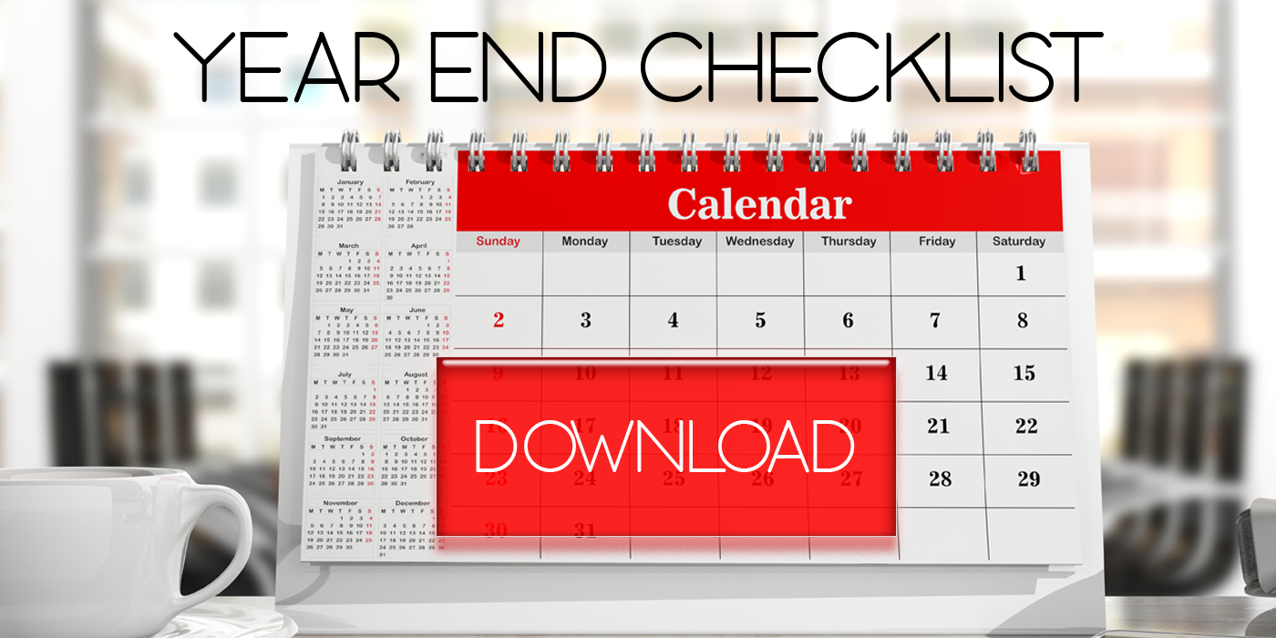 Download Year End Checklist