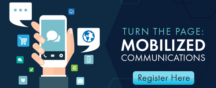 Register for the Mobilized Communications Webinar