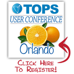 Register for the Orlando TOPS User Conference