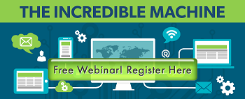Register for the Incredible Machine Webinar