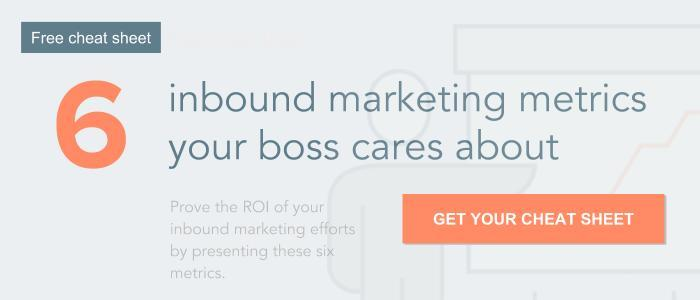 6inbound marketing metrics that will change your life