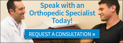 Speak with an Orthopedic Specialist Today!